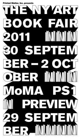 new york art book fair 2011